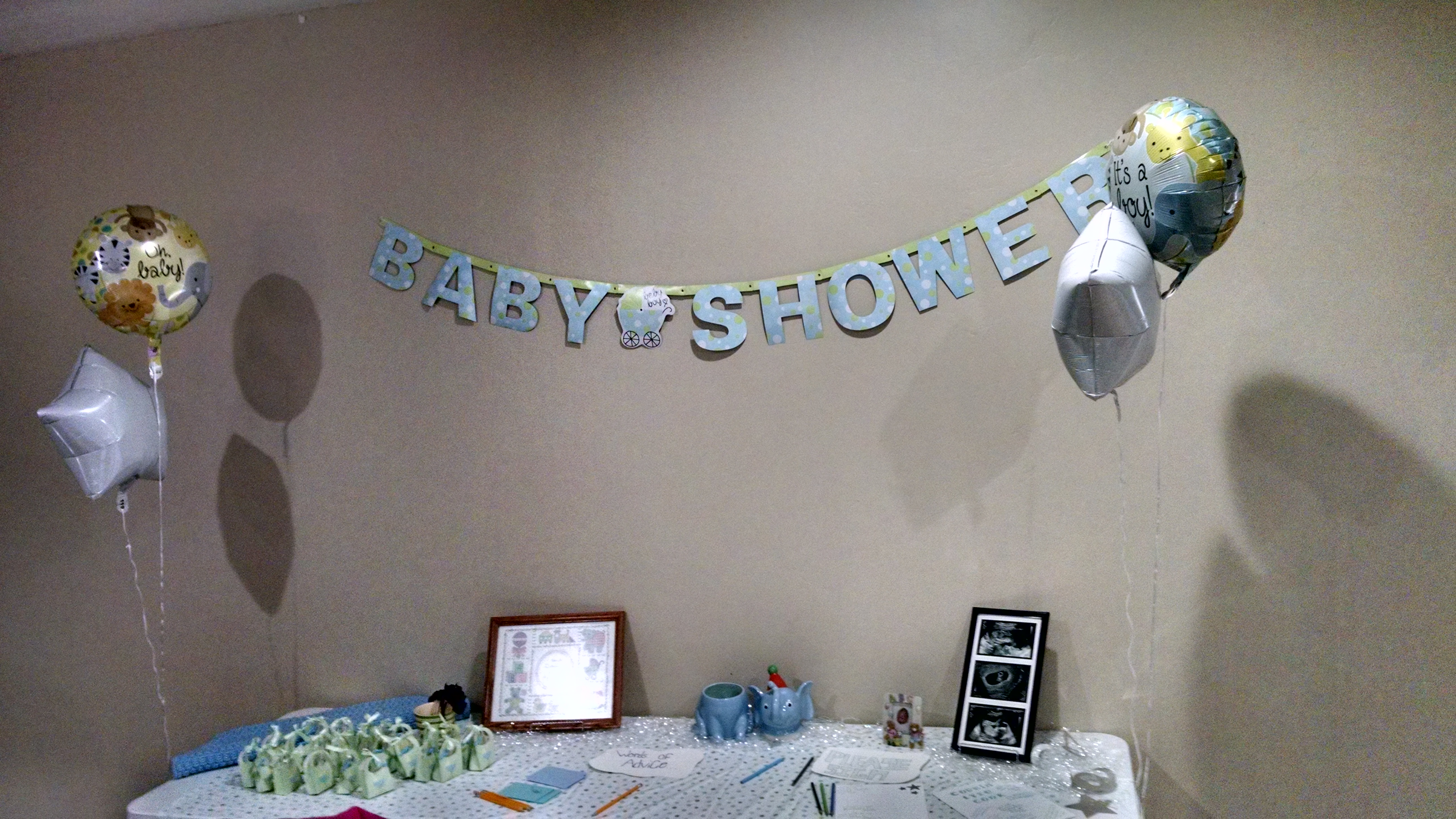 Baby Showers – Liberty Hall Event Center